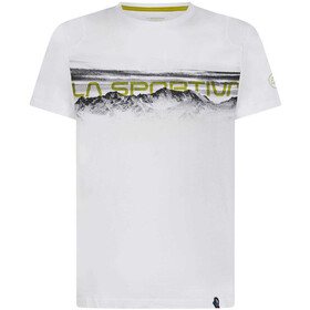 La Sportiva Landscape T-Shirt Men white/black
